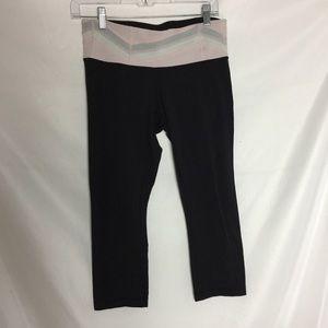 Lululemon Reversible Crop Pants